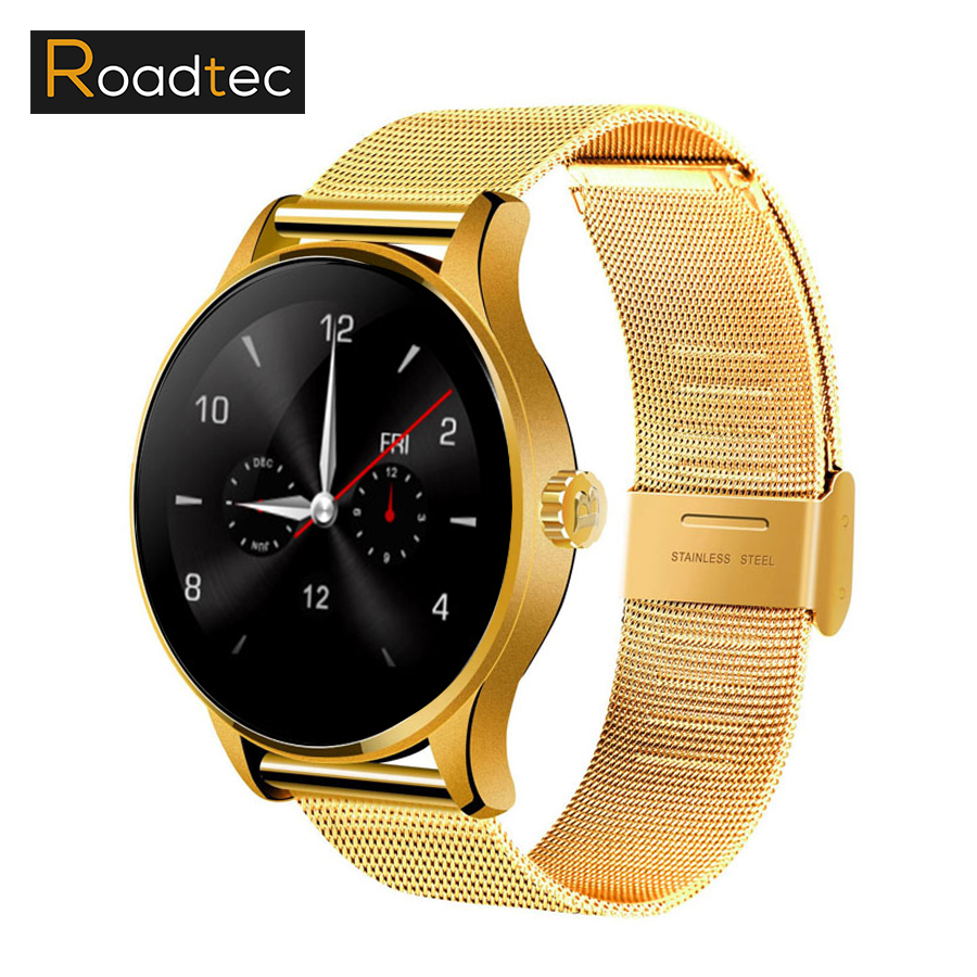 Roadtec Heart Rate Monitor Smart Watch Call Answer Bluetooth Smartwatch Pedometer Men Women Smart Clock for iPhone Android PW172 roadtec smart watch gps sport watch bluetooth heart rate monitor smartwatch sim card montre connecte android wearable devices