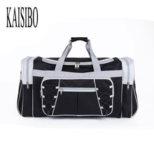 KAISIBO Frauen Reisetaschen Große Kapazität Männer Gepäck Reise Seesäcke Polyester Umhängetasche Handtasche Bolsa Viagem