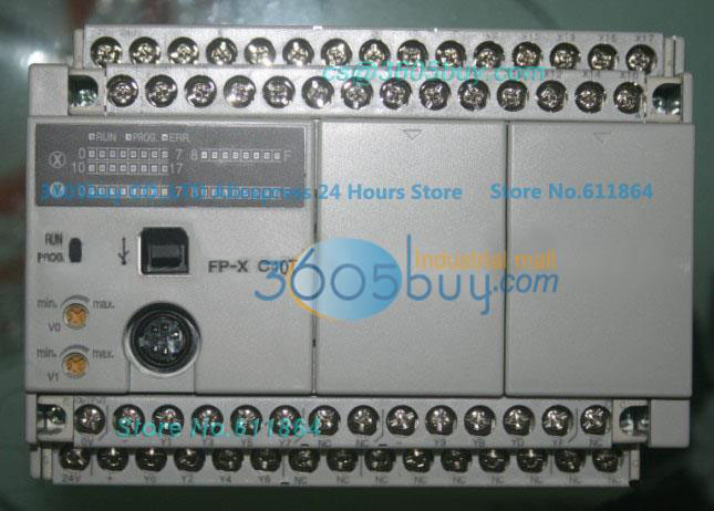 New Original PLC FP-X Series AFPX-C40T FP-X C40T