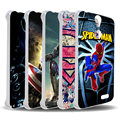 """Fashion cute colorful printing pattern Hard Plastic cover case Protective Back Cover Capa Funda Coque For Vernee Thor Case 5.0"""""""
