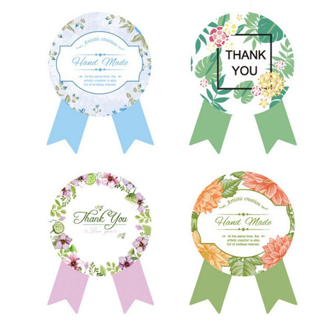 400 forma medalha pcs lote produtos caseiros presente pacote de decoracao etiqueta etiqueta do selo