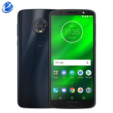 Unlocked Motorola Moto G6 Plus XT1926 4GB RAM 64GB ROM 5.9 inch Octa core Qualcomm Dual 12 MP 4G LTE Mobiele Telefoon(China)