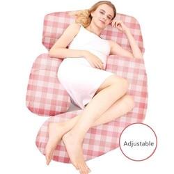 Multi-funktionale Schwangerschaft Große Kissen Taille Unterstützung Mutterschaft Schwangere Frauen Kissen Komfortable Schlaf Kissen Baumwolle Körper Kissen