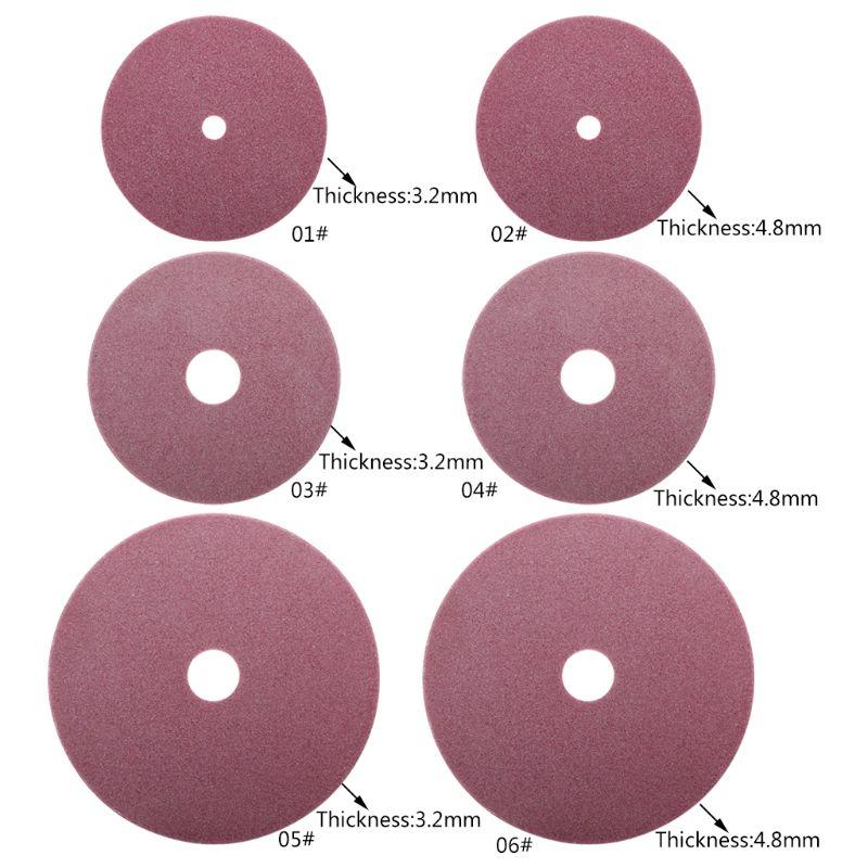 Electric Chainsaw Sharpener Diamond Grinding Wheel 98/105/145mm Thickness 3.2/4.5mm Edge Cutting And Polishing Chain Saw Teeth