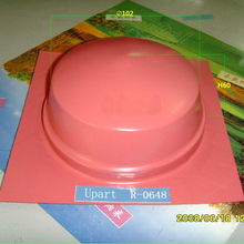 large round pad printing accessories