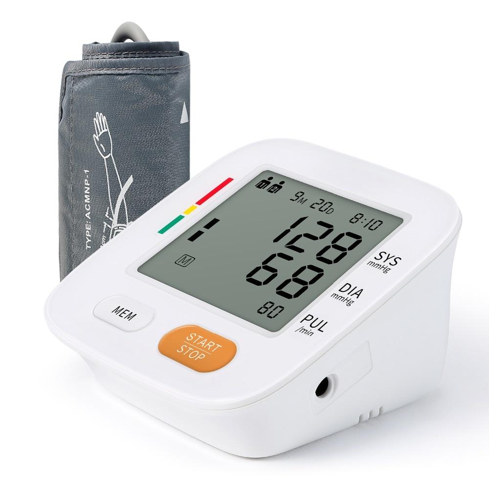 LANDWIND Automatic LCD Digital Upper Arm Blood Pressure Monitor Medical Equipment Heart Beat Rate Pulse Meter TonometerLANDWIND Automatic LCD Digital Upper Arm Blood Pressure Monitor Medical Equipment Heart Beat Rate Pulse Meter Tonometer