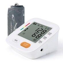LANDWIND автоматический lcd цифровой прибор для измерения верхнего артериального Давление монитор медицинского оборудования и частоты сердечных сокращений, измеритель пульса тонометр