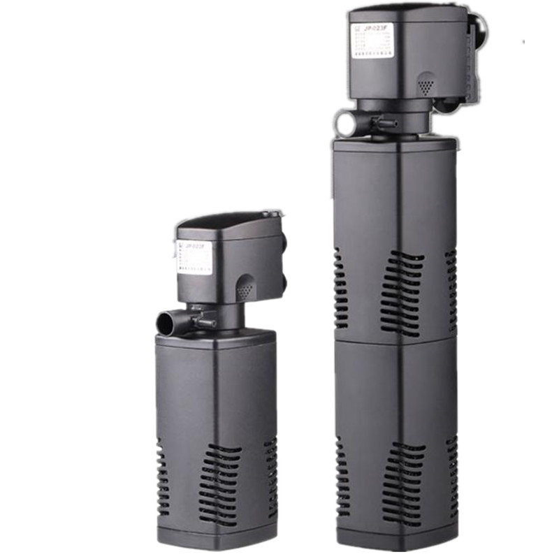 aquarium filter built-in mute pump 3 in 1 oxygen pump filter aerobics pump 3W 5W 8W 16W 22W 35W eheim filter eheim2204 built in fan still aquarium low water tank filter
