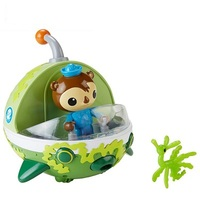 NEW STYLE Octonauts GUP E resure explore vehicle figures toy birthday gift child Toys