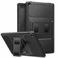 MoKo Case for All New Amazon Fire HD 10 Tablet (7th Generation,2017/2019 Release) [Heavy Duty] Shockproof Full Body Rugged Cover