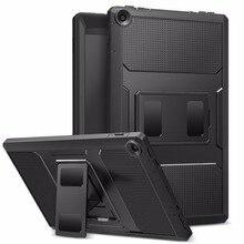 MoKo funda para All New Amazon Fire HD 10 Tablet (7ª generación, 2017/2019 Release) [Heavy Duty] cubierta resistente de cuerpo completo a prueba de golpes