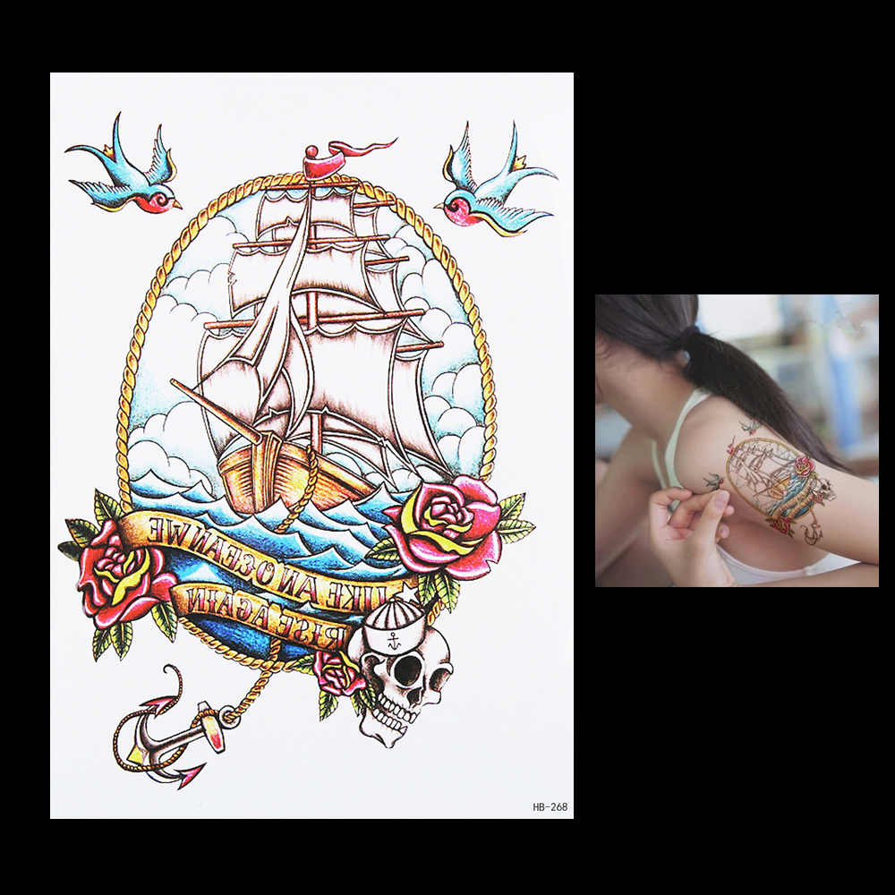 Compare prices on bird tattoos online shopping buy low for Tattoo factory prices