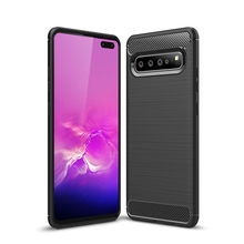 Rugged Soft Armor Case for Samsung Galaxy A10 A10e A20 A20e A30 A40 A50 A60 A70 A10S A20S A50S Slim Fit Shell Resilient Cover(China)