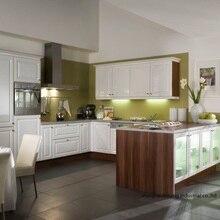 ПВХ/винил кухонный шкаф(LH-PV070