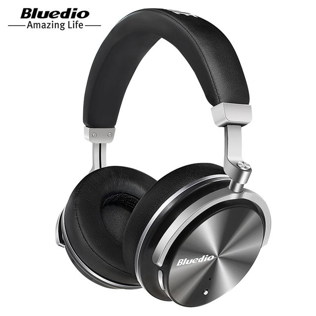Bluedio T4 Active Noise Cancelling Wireless Bluetooth Headphones wireless Headset with Mic