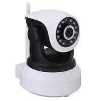 חדש Safurance אבטחת רשת IP אלחוטי המצלמה 720 P פאן הטיה ראיית לילה WiFi מצלמת מעקב בטיחות בית