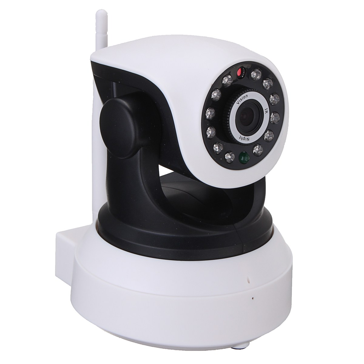 NEW Safurance Wireless IP Camera 720P Pan Tilt Network Security Night Vision WiFi Webcam Home Safety Surveillance