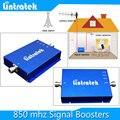 1 unids x teléfono Móvil 3G GSM/CDMA 850 Mhz 17dBm 850 MHz teléfono Celular de Refuerzo Repetidor Móvil Repetidor de señal Amplificador Repetidor
