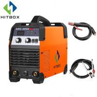 HITBOX дуговой сварки сварочный аппарат ARC400S IGBT Технология сварочное оборудование с аксессуары для продажи