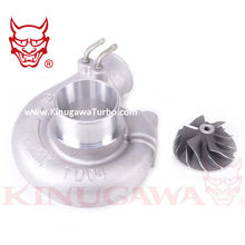 Kinugawa Turbo Upgrade Compressor Kit TD04 15T for Mitsubishi 4D56T