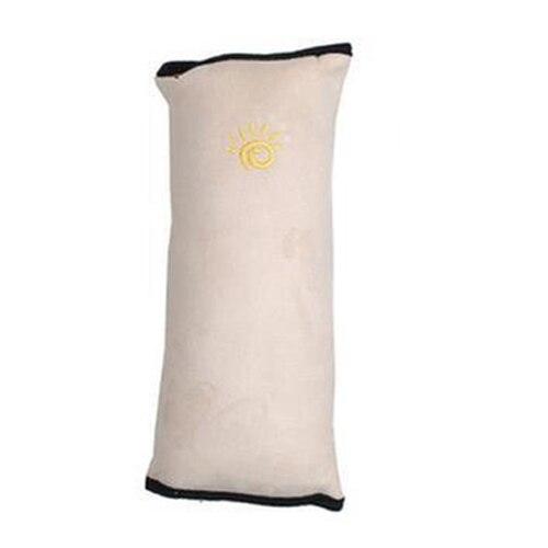 Safety Child car seat belt Strap Soft Shoulder Pad Cover Cushion beige