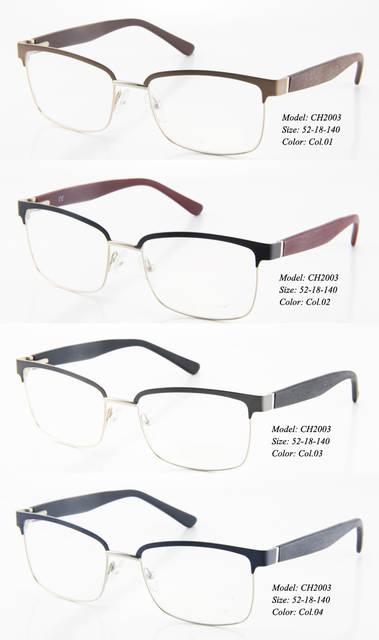 b2e0504a95f9 Eye Wonder Wholesale Men Metal Eyes Glasses Frames Lunettes Gafas Oculos de  grau Women Stainless steel