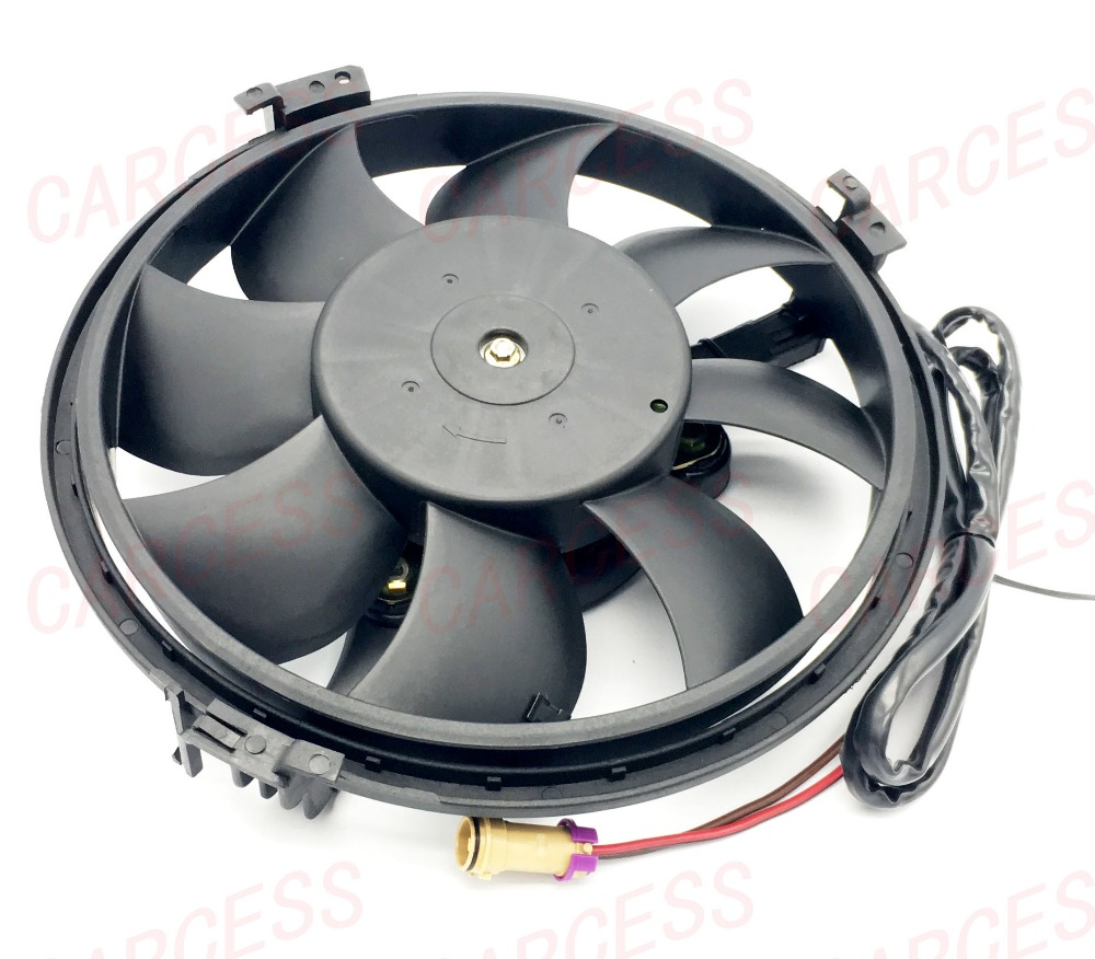 cooling fan motor assembly assy radiator electric motor On cooling fan for electric motor