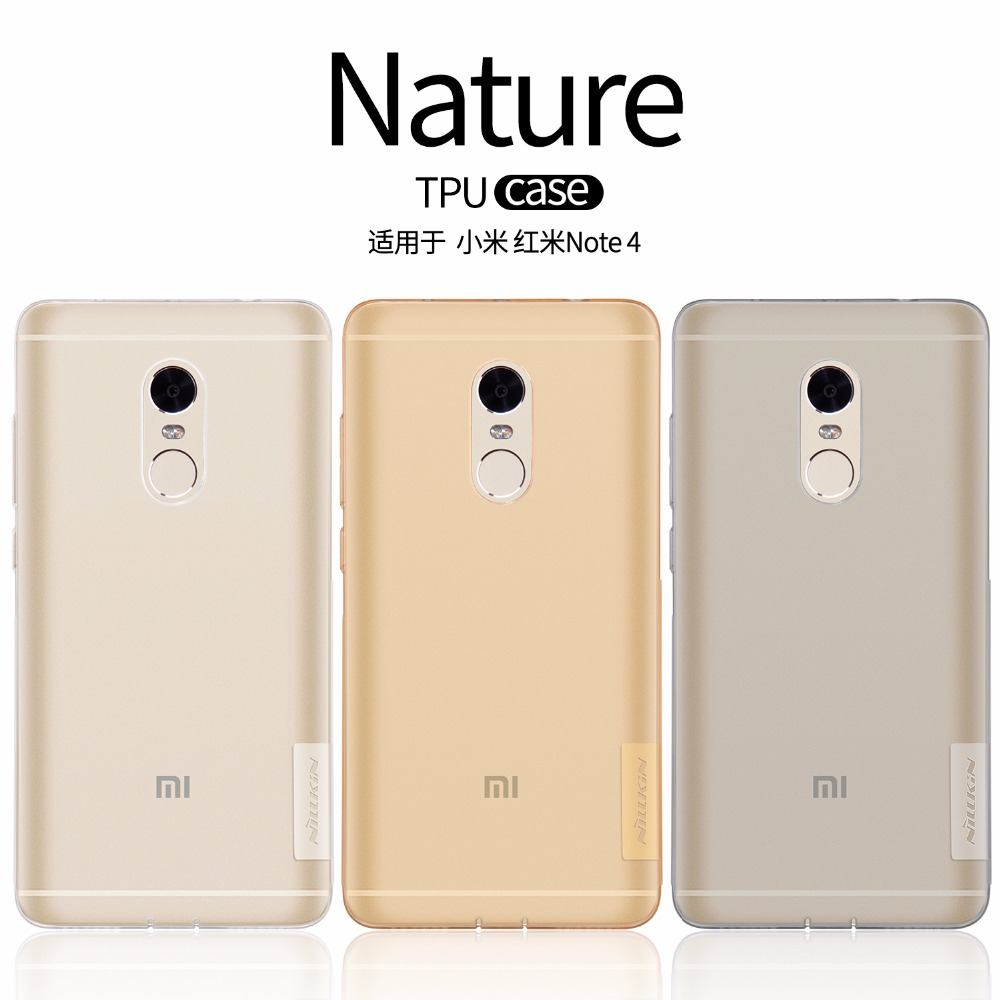 Xiaomi redmi note 4 case redmi note 4x pro prime cover nillkin silicone tpu case for xiaomi - Xiaomi redmi note 4 case ...