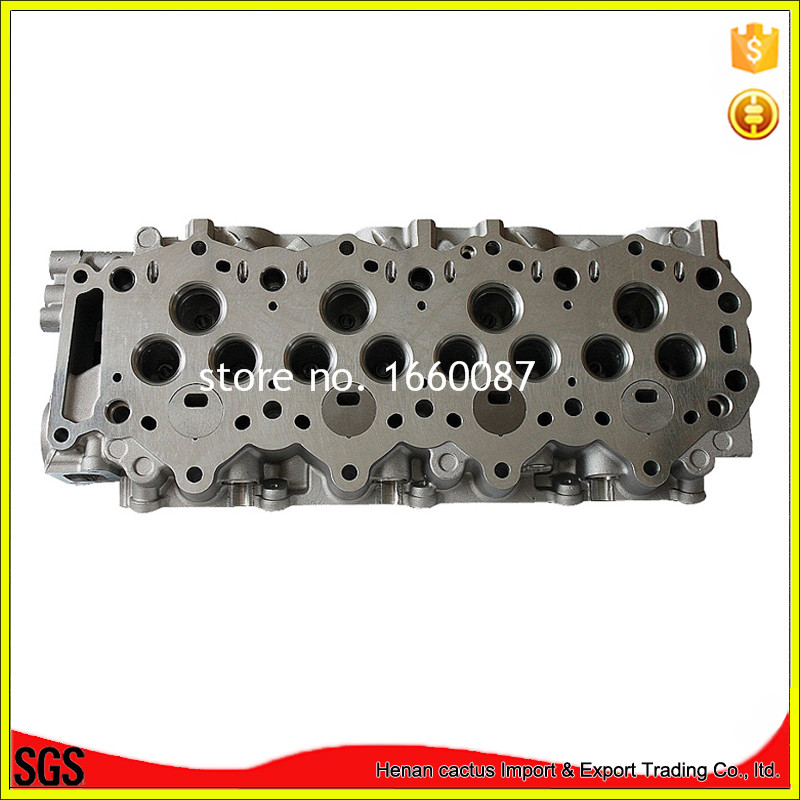 Factory price B2500 cylinder head WL WLT for Mazda b2500 MPV 2499cc 2 5TD for font
