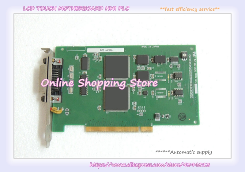 PCI-4304 industrial motherboard 100% tested perfect quality industrial motherboard base plate cbp 14p4 10 ias 4 pci adv an tech