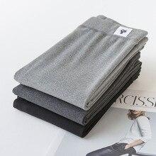 2018 autumn new arriving women fashion black pencial pants pure colour trousers