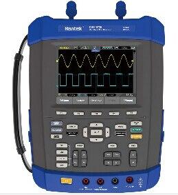 HANTEKDSO1152E Handheld oscyloskop 150 MHz 2CH 1GSa/s 2 M głębokość pamięci DMM USB 5.6 cali TFT LCD 640x480 IP51 DSO-1152E