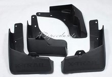 High Quality Plastic Fenders Mudguards For Nissan X-Trail 2006-2013