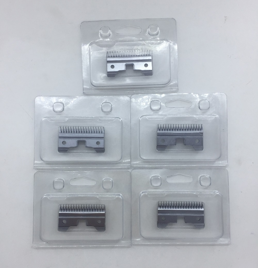 6pcs Free shipping 18teeth High carton steel  moving blade with blister package