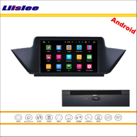 Liislee Car Android Multimedia For BMW X1 E84 2009~2013 Stereo Radio Video Audio CD DVD Player GPS NAV NAVI Navigation System