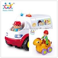 Learning Tools Eletronicos Ambulance Brinquedos Para Bebe Friction Animia Baby Toys Free Shipping 836 366B