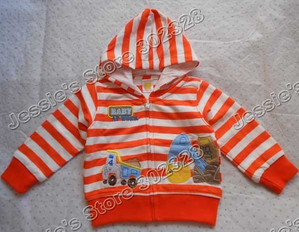 Wholesale Baby Girls and Boys Sweater Carter 's Clothing Cotton Wear Kids Garment