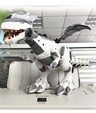 Electric Walking Dinosaur Robots