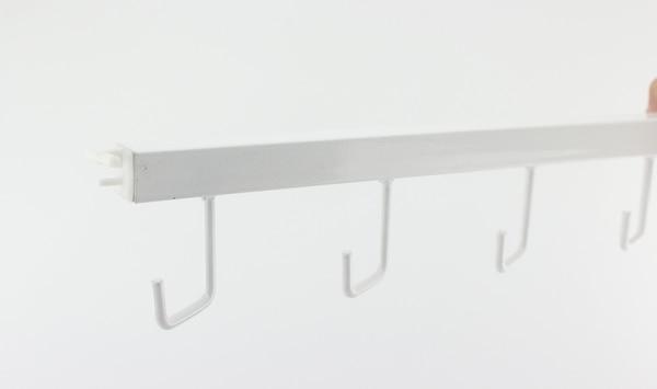 Metal coating process shelf hook store shop hanger tool display hook holder display shelf accessories furniture accessories metal shelf tripod glass partition holder wall metal shelf partition holder furniture accessories