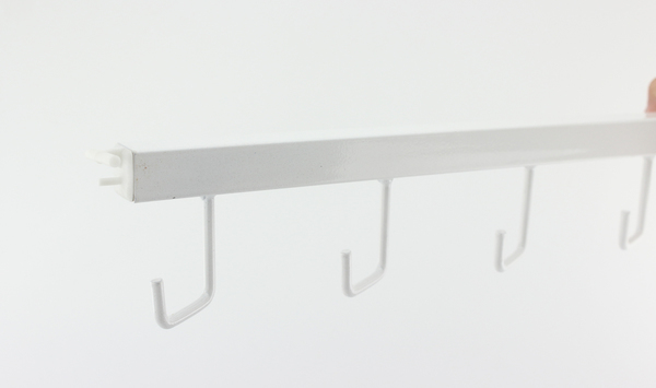 Metall beschichtung prozess regal haken shop shop aufhänger werkzeug ...