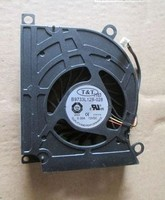 Original And New CPU Cooling Fan FOR MSI 16F1 16F2 16F3 1761 1762 GX660 GT680 GT683