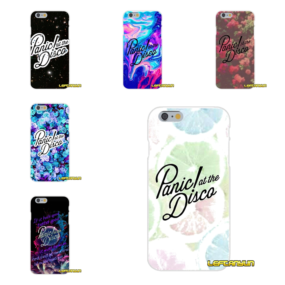Panic At The Disco Slim Silicone phone Case For Samsung Galaxy A3 A5 A7 J1 J2 J3 J5 J7 2015 2016 2017