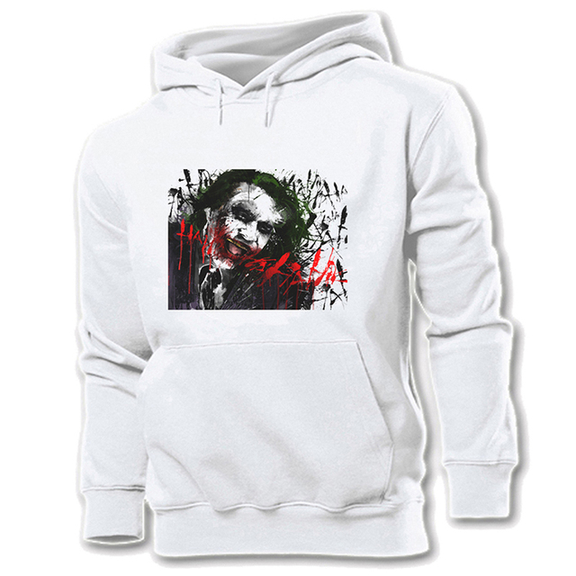 Fireproof DC Batmen The Joker i dad No App For That keep quiet shhh men s graphic hoodie sweatshirt personality hooded pullover