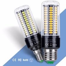 E27 Led Lamp E14 Led Bulb Corn Light 220V SMD5736 Lamp 3.5W 5W 7W 9W 12W 15W 20W Ampul Led 110V No Flicker Light for Home Bulb