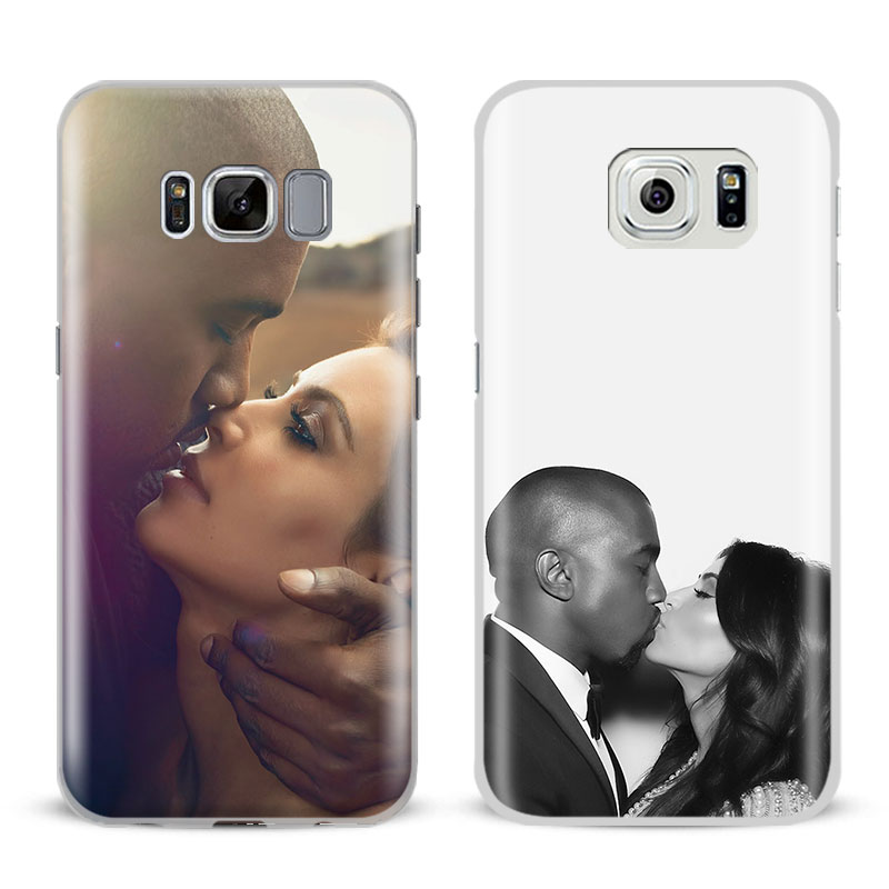 Kim Kardashian For Samsung Galaxy S4 S5 S6 S7 Edge S8 Plus Note 8 2 3 4 5 A5 A710 J5 J7 2017 Mobile Phone Case Shell Cover bag