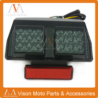 Motorcycle Rear Tail Light Brake Signals Led Integrated Lamp Smoke Light For DUCATI 748 916 996