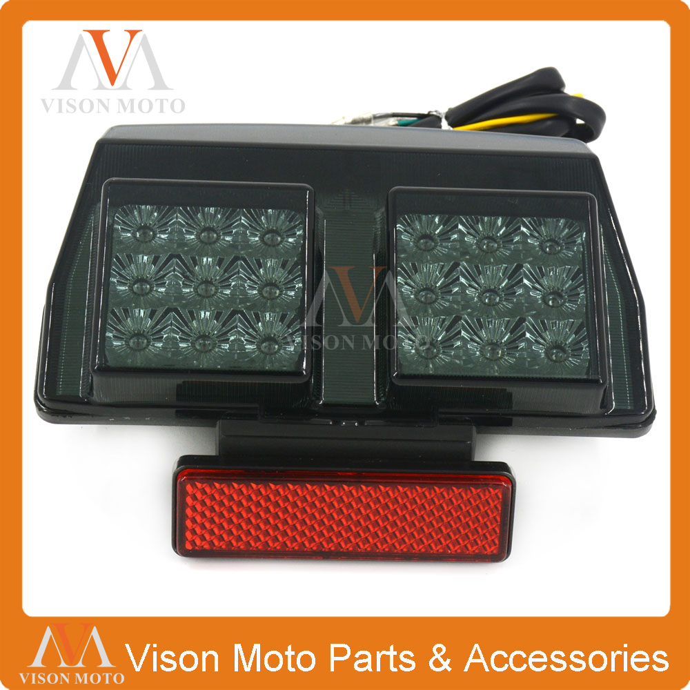 Motorcycle Rear Tail Light Brake Signals Led Integrated Lamp Smoke Light For DUCATI 748 916 996 94 95 96 97-03 998 02 03 04 mukhzeer mohamad shahimin and kang nan khor integrated waveguide for biosensor application