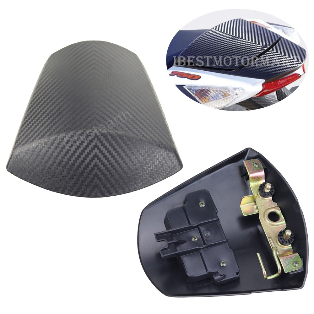 Rear Seat Cover Cowl Solo Motorcycle Cafe Racer Rear Fairing For Suzuki GSX-R 600 GSX-R 750 2011-2016 12 13 14 GSX-R600 GSX-R750 bonjomarisa new arrivals 2016 solid plain round toe lace up sporting thick platform pumps women fashion cassual shoes women