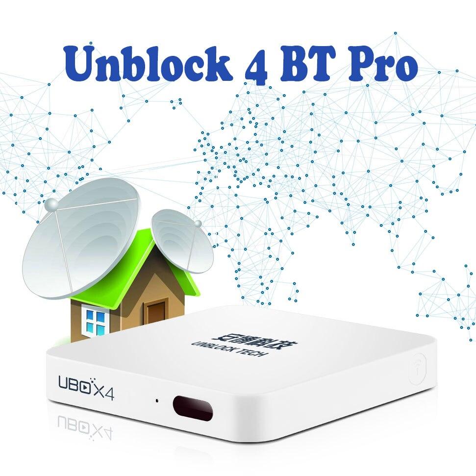 Ubox Gen.4 S900 Pro BT 16G 8 Core HDMI 4K 1080P Bluetooth Android TV Box