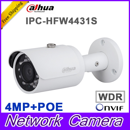 Original Brand Brand-IPC-HFW4431S replace IPC-HFW4421S 4MP Full HD WDR Network Small IR Bullet Camera CCTV POE IPC-HFW4431S michael mcmanus t annual plant reviews the plant hormone ethylene